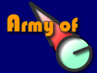 Army of Gnomes Logo Part 1